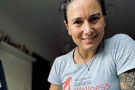 Accademia Italiana Wellness - AIW - Manuela Grassi