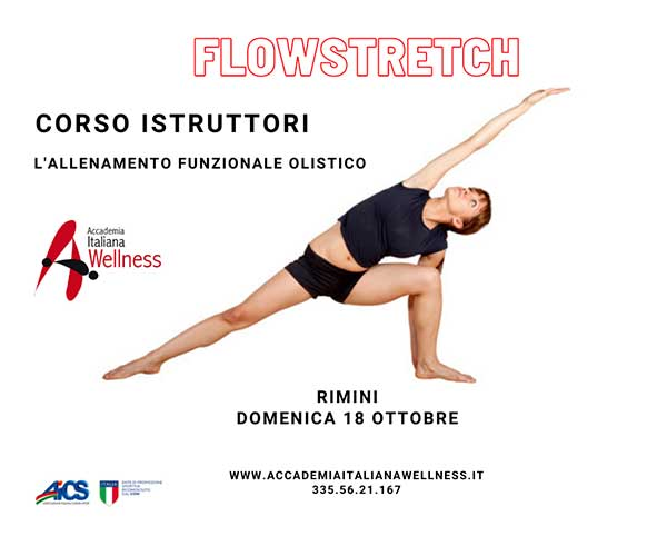 corso istruttori FLOWSTRETCH 18 10 2020